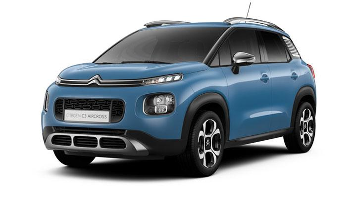photo CITROEN C3 AIRCROSS 1.2 PURETECH 110CV BVM6 SHINE